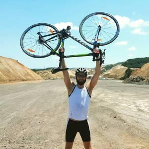 3. köprüye karşı bisiklet!