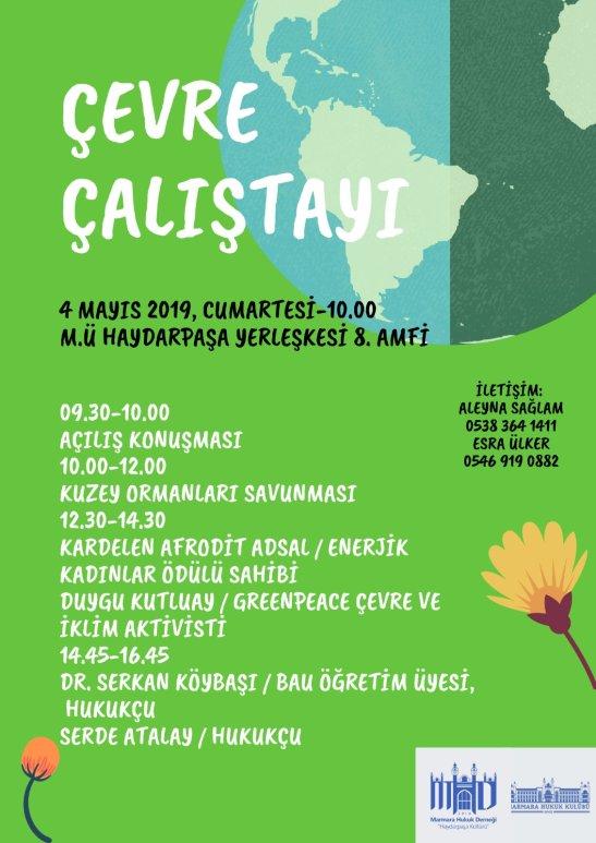 Marmara Çevre Çalıştayı
